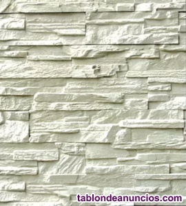 Piedra laja artificial exterior i interior