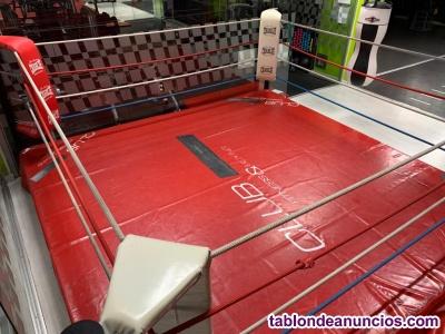 Se vende ring de boxe