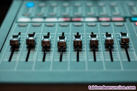Masterización de maquetas o grabaciones