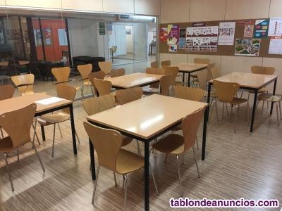Alquiler de aulas