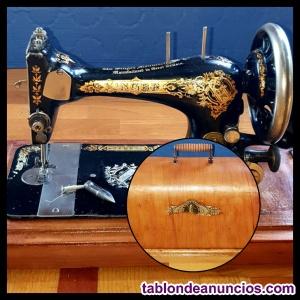 The Singer Manfc.Co Trade Mark N° Serie 12782422