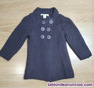 Abrigo chaqueta bebe 6 meses marca MON MARCEL