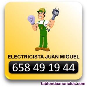 Electricista profesional todo alicante