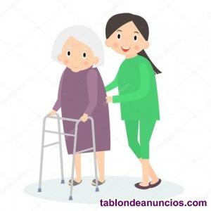 Ofrezco servicios de acompañamiento para niños o personas mayores