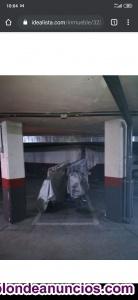Plaza de garaje moto
