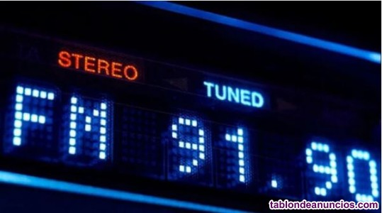Urge socio/a radio fm en Madrid