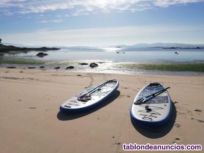 Se alquilan tablas paddle surf