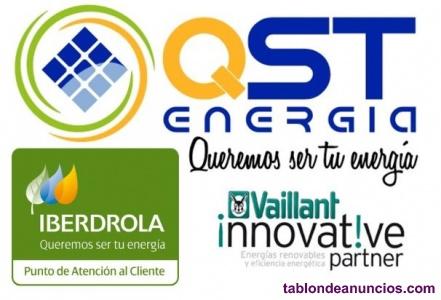 Oferta instalador energias renovables