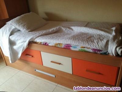 Muebles modulares habitación