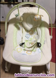 Hamaca de bebe musical