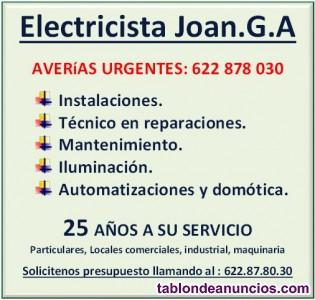 Servicios eléctricos y reparacones
