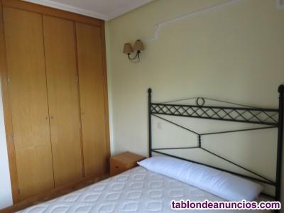 Se alquila una habitación en piso amueblado