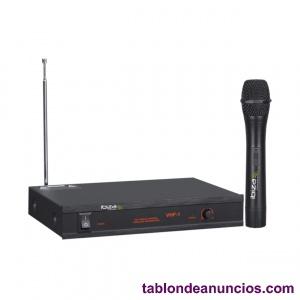 Micrófono inalámbrico IBIZA SOUND VHF1B