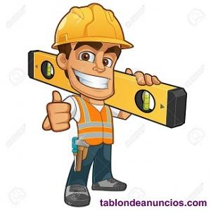 Busco trabajo como ayudante en obra civil en madrid