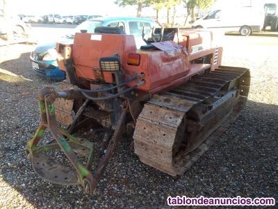 Tractor de cadenas FIAT 80-65 / 8, AVERIADO.