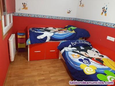 Venta de dormitorio infantil
