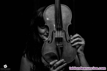 Clases particulares de Violín, viola y lenguaje musical.