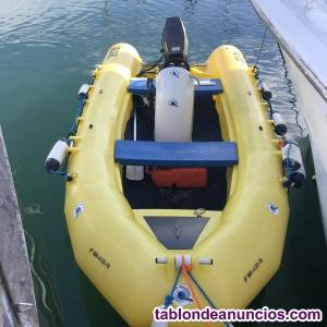 Vendo barco rápido y seguro