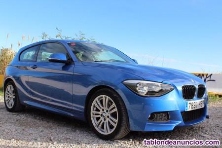 Vendo BMW serie 1 Azul