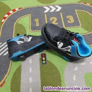 Vendo zapatillas con ruedas