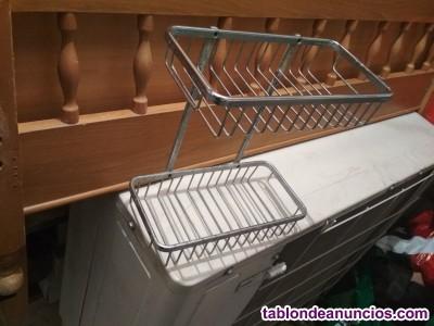 Estantería de baño o cocina