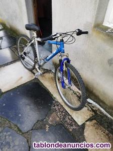 Se vende bicicleta montaña