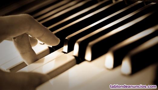 Clases de Piano - Iniciación