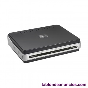 Router D-LINK DSL-2542B nuevo