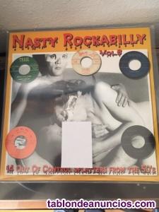 Rockabilly Nasty vol 8 vinilo Excelente.