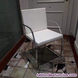 Vendo sillas de diseño de comedor