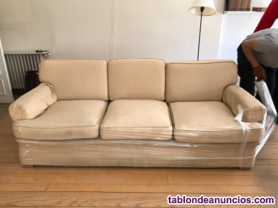 Vendo juego sofás