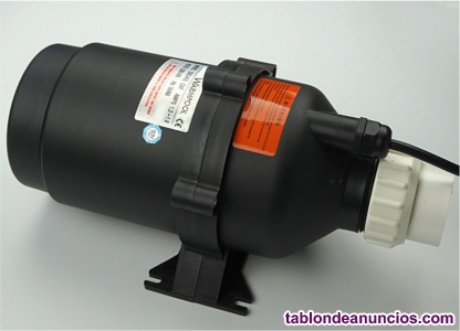 Bomba soplante discontinua 1cv 750w