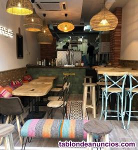 Restaurante en la mejor zona de Marbella, la Av. Miguel Cano