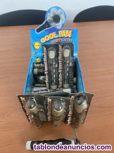 Caja de ventiladores de manos nuevos