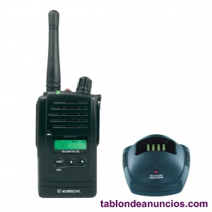 Radio talkie-walkie TECTALK PRO 446
