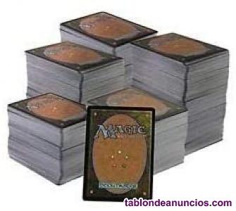 Compramos cartas de MAGIC the gathering