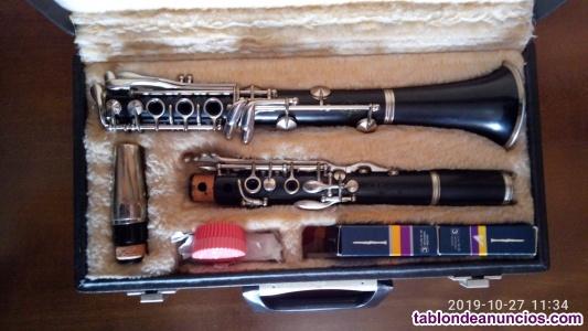 Vendo clarinete noblet