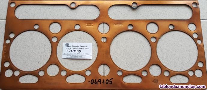 Junta de culata de motores perkins, ad/4192 - ad/4203