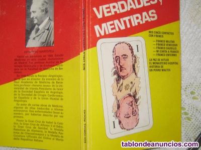 VERDADES y MENTIRAS de Fernando Martorell.