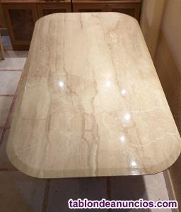 Mesa de marmol para salon