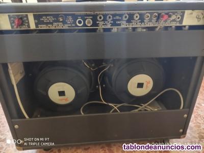 TWIN REVERB JBL DE LOS 70S,