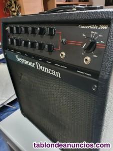 Amplificador válvulas SEYMOUR DUNCAN