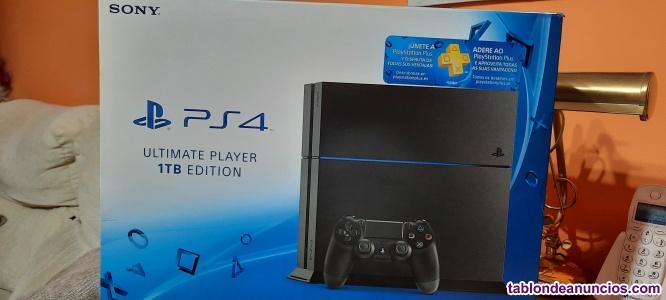 Playstation 4 Fat de un TeraByte