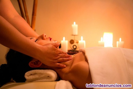 Masajes maderoterapia y relajantes