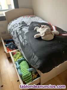 Habitación convertible niño