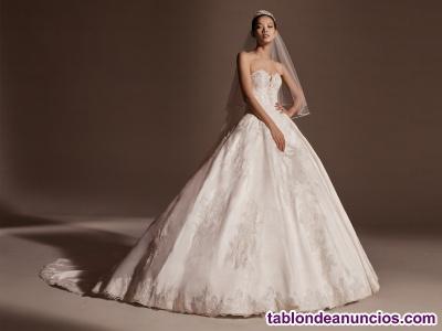 Vestido de Novia de Pronovias (RENATA)