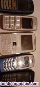 Teléfonos Móviles de teclado