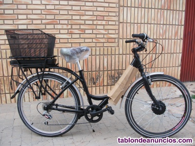 Electric@s: bicicletas, triciclos, tandem, etc...
