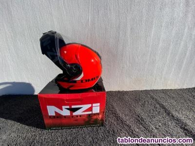 Casco modular NZI nuevo