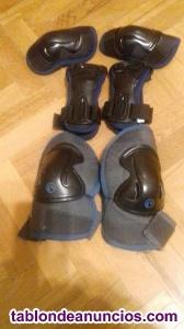 Protecciones patinaje